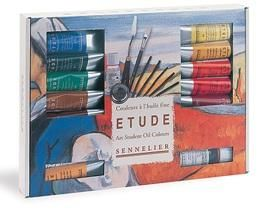Etude Student Oil Set