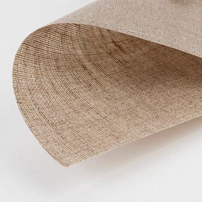 Raw sized linen GO