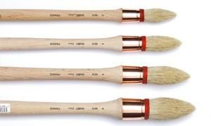 5610 Pointed Sash Brush