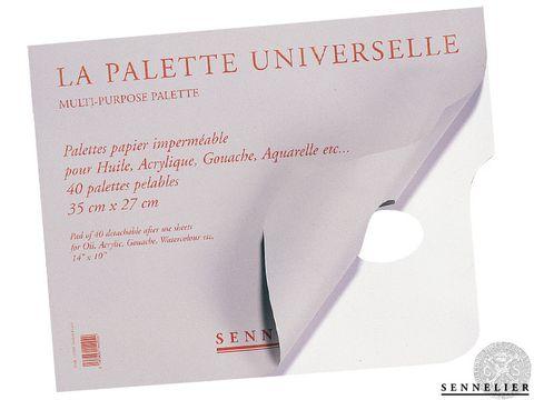 Sennelier Paper Palette Pad