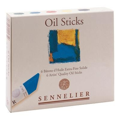 Paint Sticks 6 Pack Medium