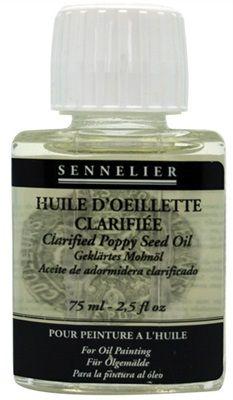 Sennelier Clarified Poppy Oil