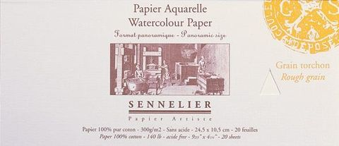 Sennelier Panoramic Blocks