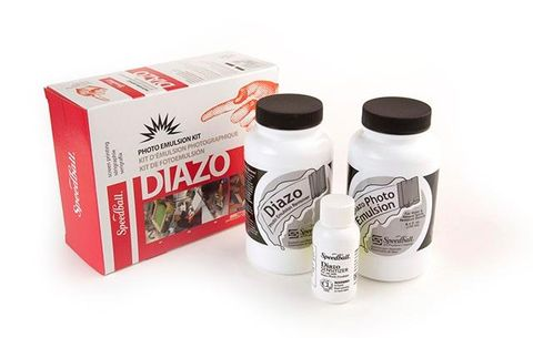 Diazo Emulsion Kit