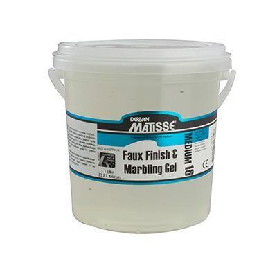 Matisse Marbling Gel