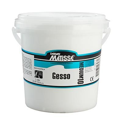 Matisse Gesso