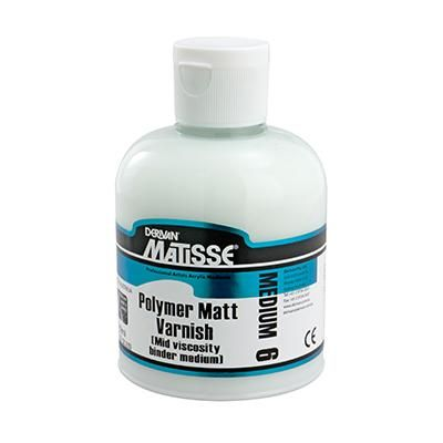 Matisse Polymer Matt Varnish