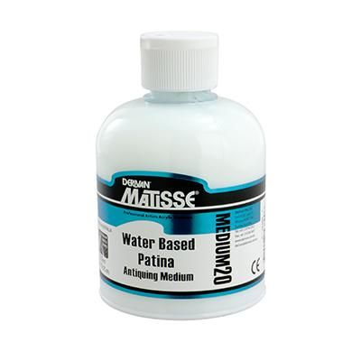 Matisse Water Based Patina
