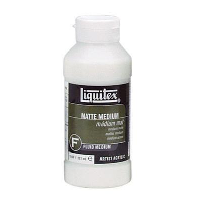 Liquitex Matte Fluid Medium