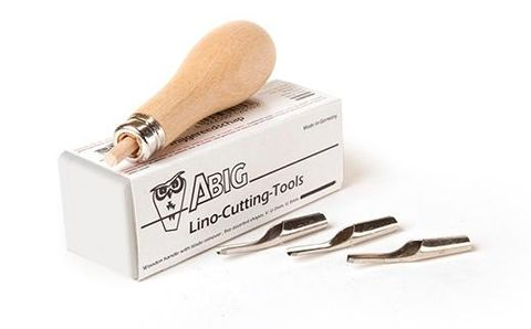 ABIG lino cutter set