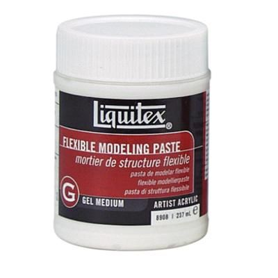 Flexible Modelling Paste Gel