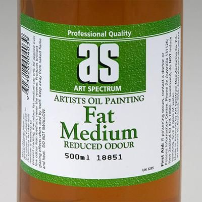 Art Spectrum Fat Medium