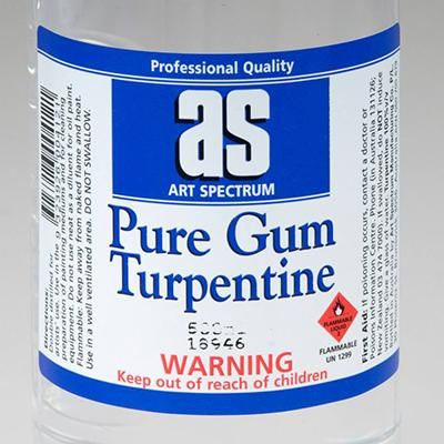 Art Spectrum Pure Gum Turps