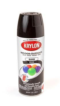 Krylon Plastic Spray Can