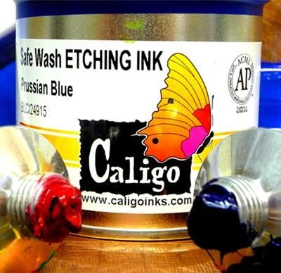 Caligo Safewash Etching Tins