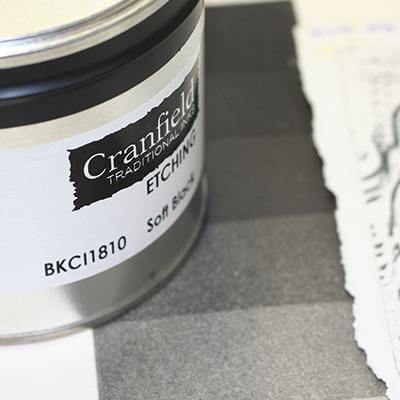 Cranfield Etching Ink Tins