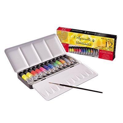Sennelier Watercolour Tube Tin