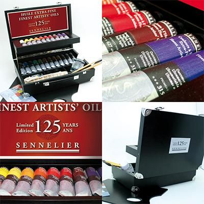 Artists' Oils Vintage Set