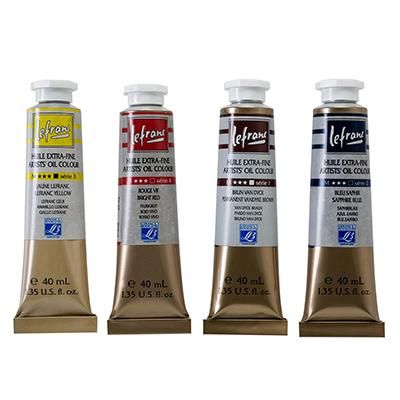 Lefranc Oil Paints 40ml