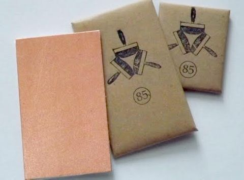 Pre-rocked Mezzotint Copper