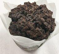 MUFFIN CHOCOLATE MUD (12) RUSTICA
