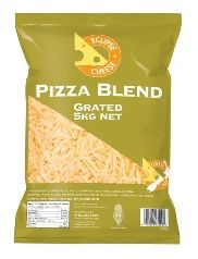 CHEESE PIZZA GRATED 5KG ECLIPSE