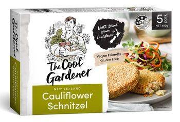 SCHNITZEL CAULIFLOWER 25X80GM THE COOL GARDENER