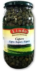 CAPERS CAPOTES 910GM LINDO