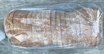BREAD CIABATTA WHITE TOAST SLICED 850GM RUSTICA
