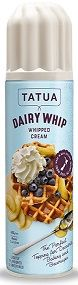 CREAM 500GM DAIRY WHIP (12CTN) TATUA