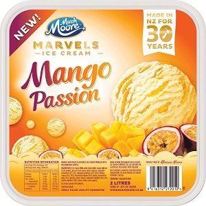 ICECREAM MANGO PASSION (2X5L) M/M