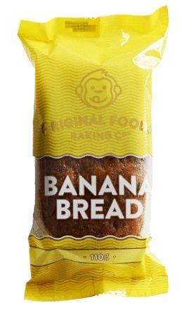 BANANA BREAD 110GM ORIGINAL