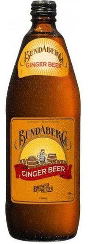 BUNDABERG GINGER BEER 750ML (12CTN)