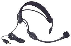 TOA Wireless Aerobics Headset Only