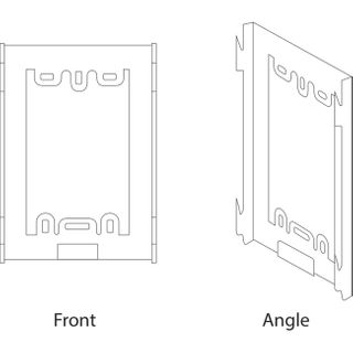 Aiphone IE-1GD/IE2 Mounting Bracket