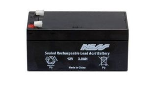 Ness 12V 3Ah Battery FAI SG2 and SG3 Diallers