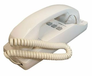 Aiphone MC-60/4 Handset with Curly Cord