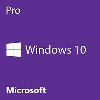 Windows 10 Pro X64 Software & License