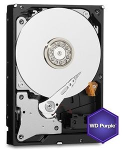 WD 4TB IntelliPower HDD