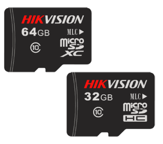 Hikvision microSDXC 64GB Class10 SD Card