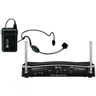 TOA Wireless Headset Mic Pack