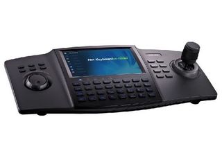Hikvision PTZ Network Keyboard 7 Inch TFT Touch Screen