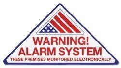 ELK Warning Sticker
