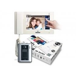 Aiphone JP Kit with JP-DA Dr Stn