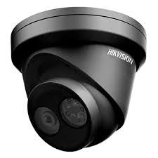 Hikvision 8MP IP67 EXIR Turret 2.8mm Fixed Lens 120dB WDR in BLACK