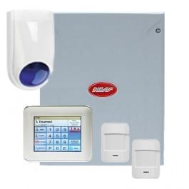 Ness D8X Deluxe Panel & Navigator Keypad Alarm Kit