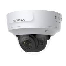Hikvision 6MP IP67 EXIR VF Dome 2.8-12mm Lens 120dB WDR IK10