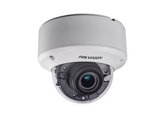 Hikvision TVI Ext Dome VF WDR IR with Analogue Output