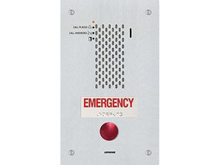 Aiphone Emergency Audio Door Station