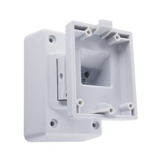 Hikvision Wall Bracket 45^ for XD External Detector (XD-WALLBRACKET)